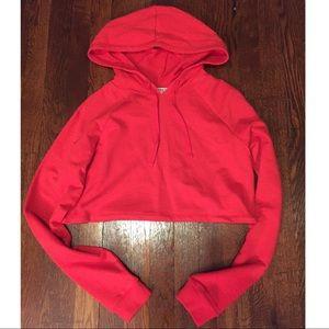 F21 Active Hooded Sweatshirt